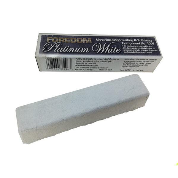 Pasta para pulir marca Platinum White venta por rossehijos
