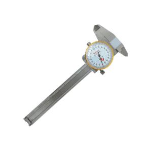 pie-de-metro-reloj-metalico