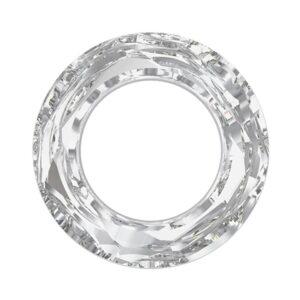 Cosmic Ring Crystal
