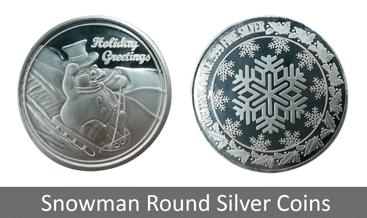 snowman-coin