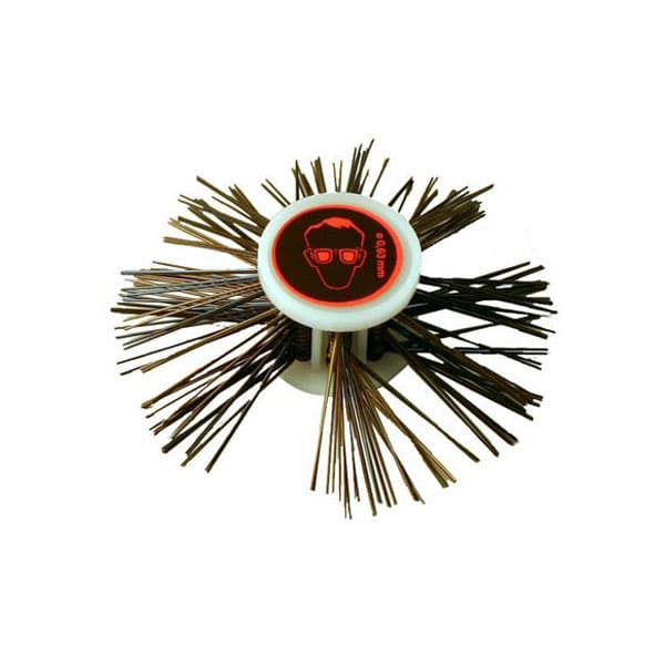 Escobilla de cables de acero