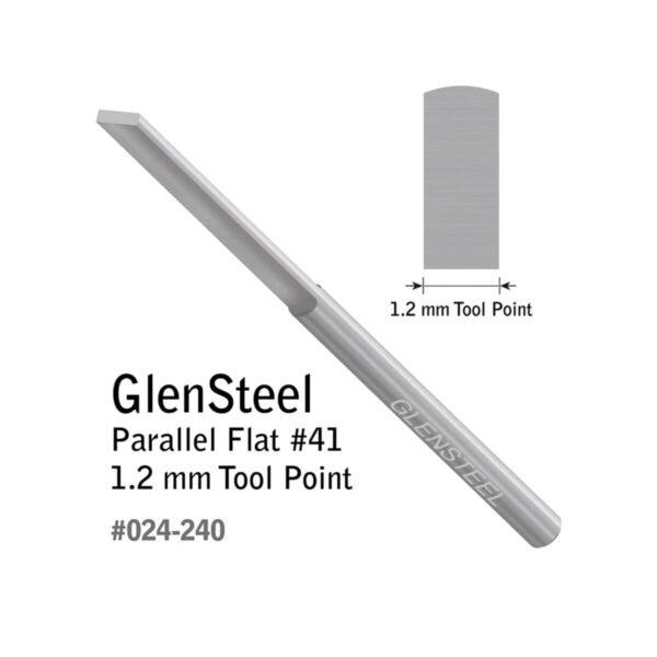GlenSteel Parallel Flat